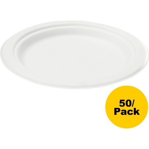 Savannah Supplies Bagasse Disposable Plates