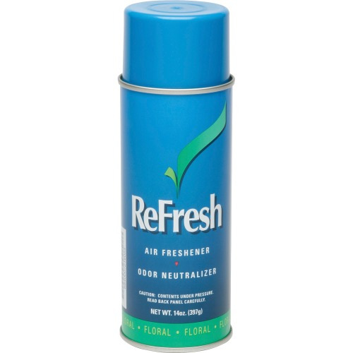 SKILCRAFT ReFresh Aerosol Air Freshener