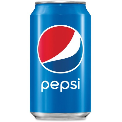 Pepsi Cola Canned Soda