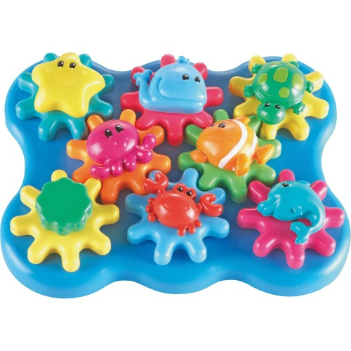 Learning Resources Jr Gears Under Sea Building