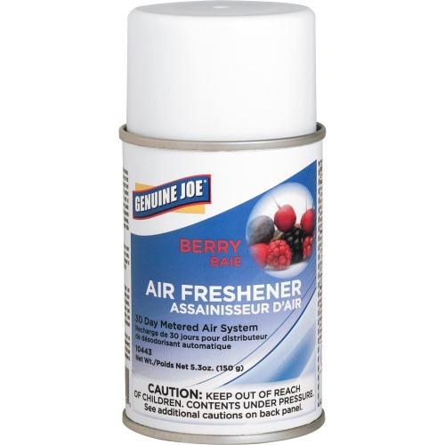 Genuine Joe Metered Dispenser Air Freshener Spray