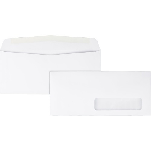 Quality Park Window Business Envelopes