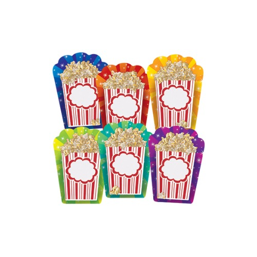 POPCORN BUCKETS ACCENTS
