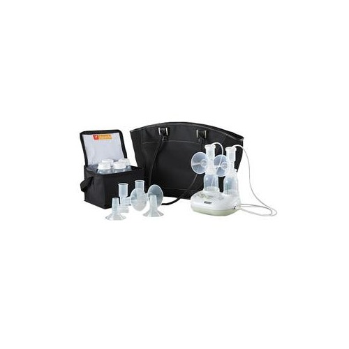 Purely Yours Ultra Breast Pump with Custom