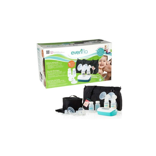 Advanced Deluxe Double Breast Pump