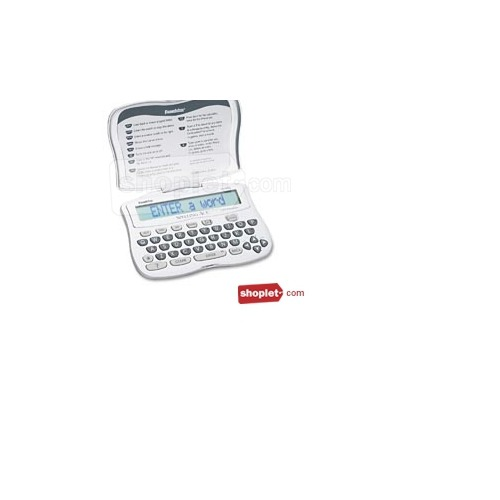 franklin mwd 1440 dictionary and thesaurus with bookman ii