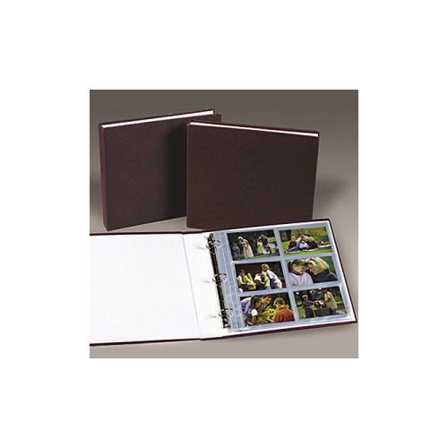 Three-Ring Photo Album w/10 Pages