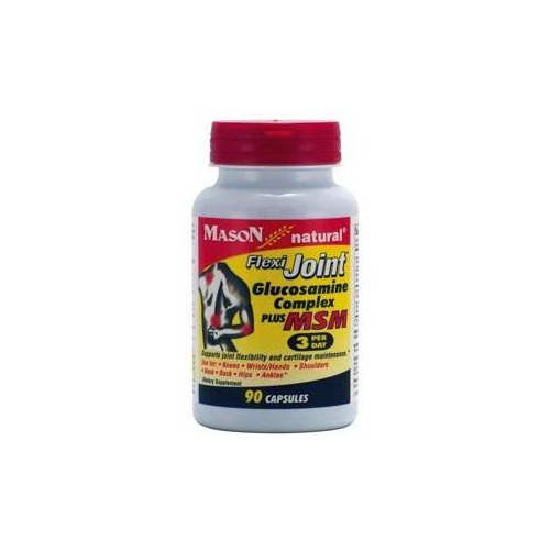Glucosamine Flexi Joint Complex Plus MSM 3