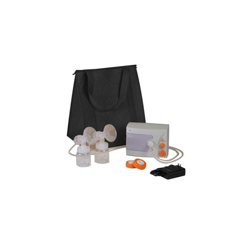 Hygeia Q Breast Pump with Basic Tote,