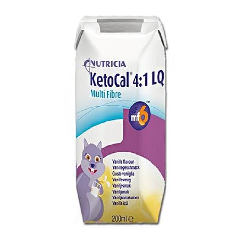 Oral Supplement Ketocal 4:1 Vanilla 300 Gram