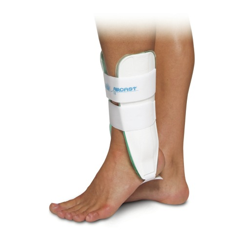 Air Ankle Support Air-Stirrup Universal Hook and