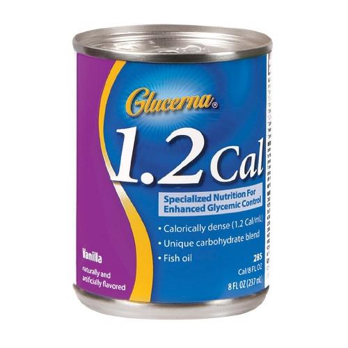 Oral Supplement Glucerna 1.2 Cal Vanilla 8