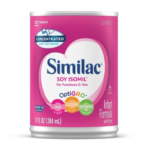Infant Formula Similac Isomil Advance 13 oz.