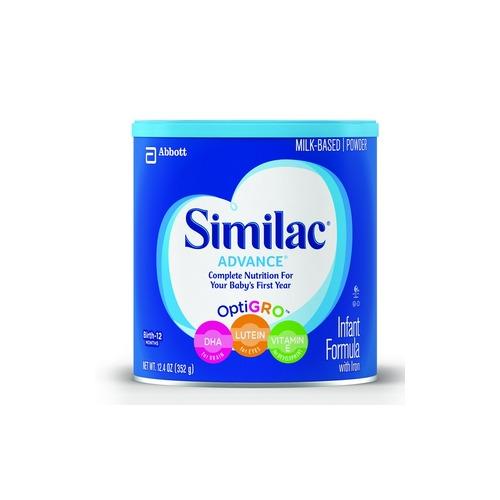 Infant Formula Similac Advance 12.9 oz. Can