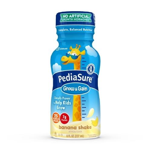 Pediatric Oral Supplement PediaSure Banana 8 oz.