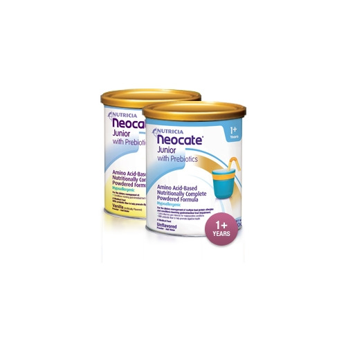 Pediatric Oral Supplement Neocate Junior with Prebiotics