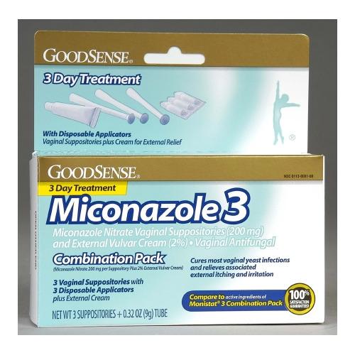 Vaginal Antifungal GoodSense / 2% Strength Cream