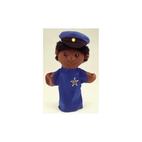 PUPPETS MACHINE WASHABLE POLICE