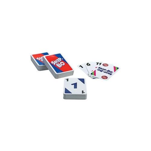 Mattel 42050 Skip-Bo(R) Card Game