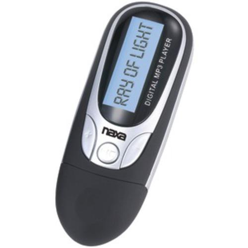 NAXA NM105BK 4GB MP3 Player with FM
