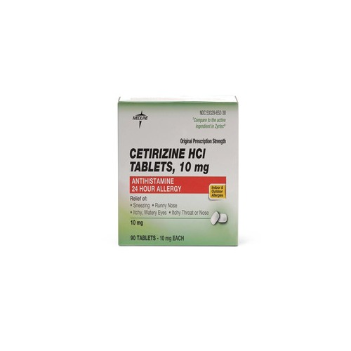 Cetirizine Tablets
