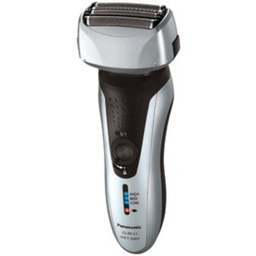 Panasonic ES-RF31-S Shaver - Panasonic ES-RF31-S Shaver - 4 - 1 Hour Maximum Battery Recharge Time