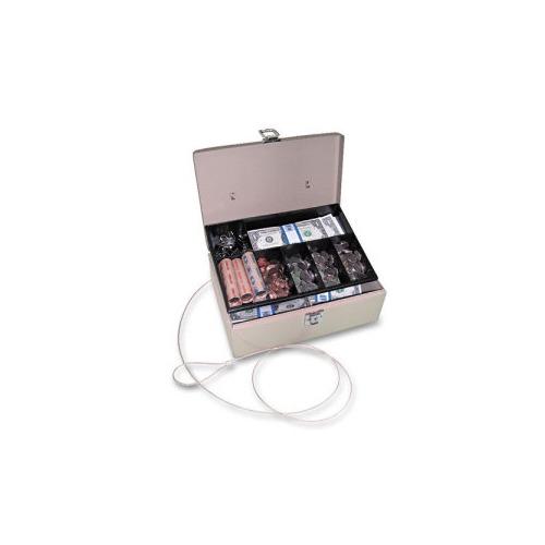 Lockn Latch Plastic Cash Box with Seven