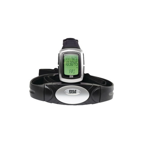 PYLE PHRM26 Speed & Distance Heart Rate Watch