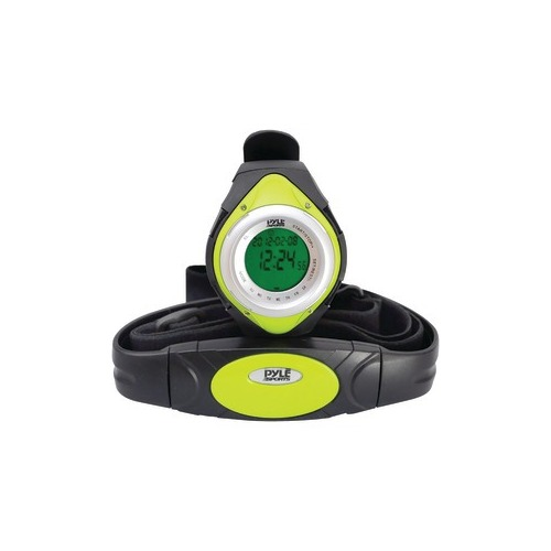 PYLE PHRM38GR Heart Rate Monitor Watch (Green)