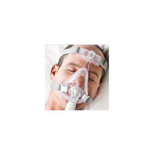 Amara Gel Full-Face Mask, Reduced Size Frame
