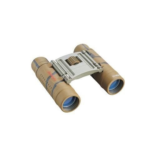 TASCO 168125B Essentials(TM) 10 x 25mm Roof-Prism Binoculars (Camo)