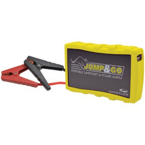 JUMP & GO BY WHISTLER WJS-3000Y Jump & Go Portable Jump Starter (Yellow)
